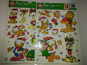 Garfield Christmas Holiday Magic Clings - We Got Character