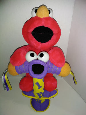 Sesame Street Jump & Learn Elmo Pogo Stick-We Got Character