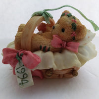 Cherished Teddies Beary Christmas 1994-We Got Character