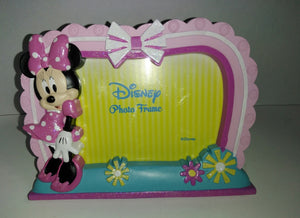 Disney Minnie Mouse Picture Frame-We Got Character