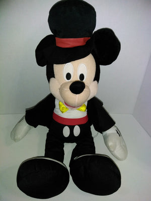 "Disney Mickey Mouse Sega ""Out on the Town"" Plush-We Got Character"