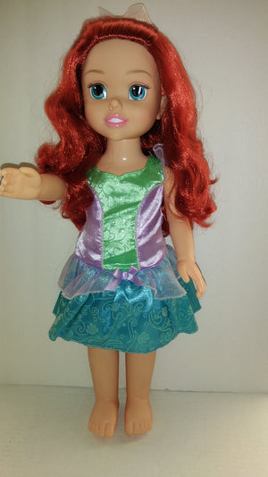"Disney Ariel 19"" Doll - We Got Character"