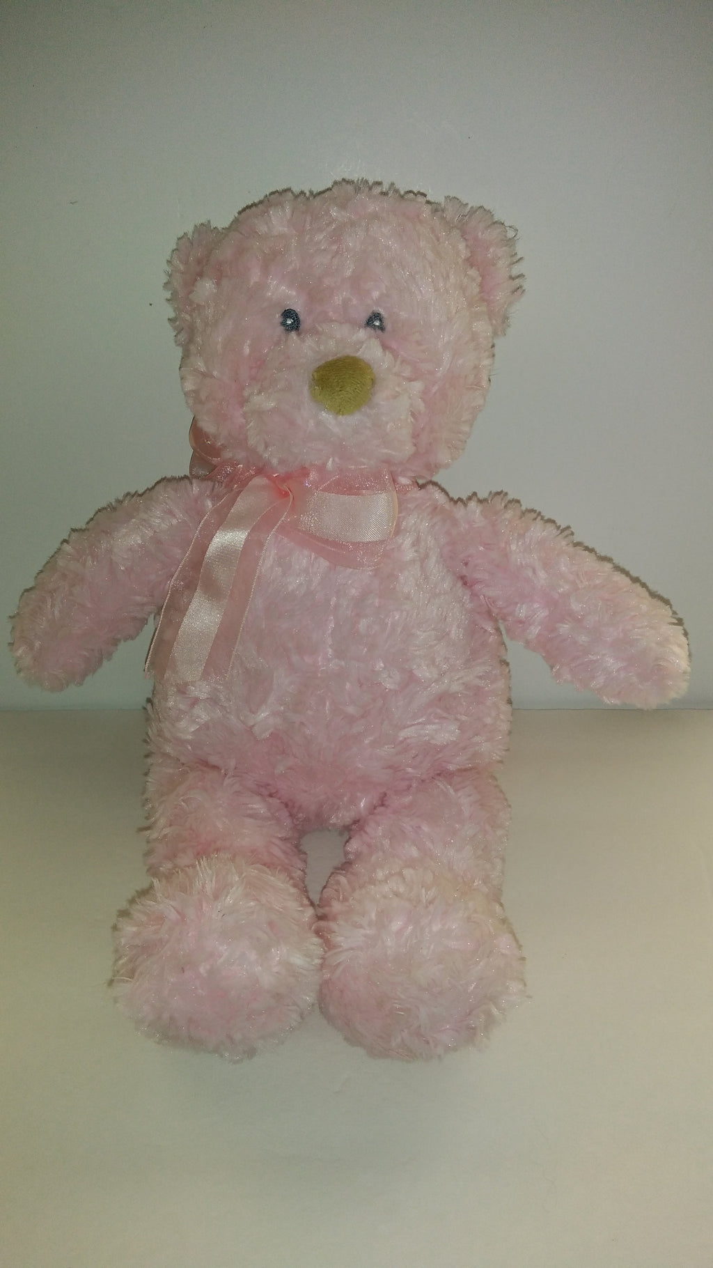Baby Gund Pink Heartbeat Sound Teddy Bear-We Got Character
