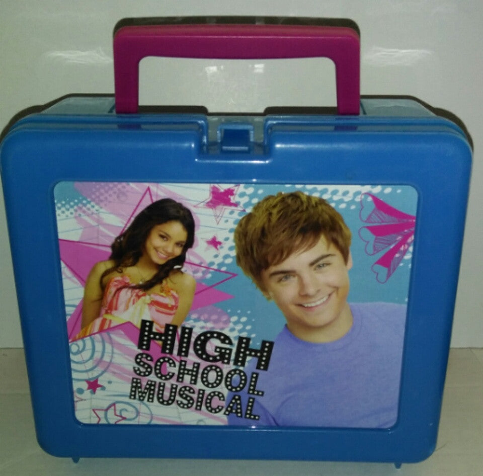 High School Musical Lunch Box-We Got Character