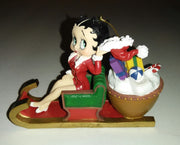 Betty Boop Christmas Ornament Sleigh - We Got Character