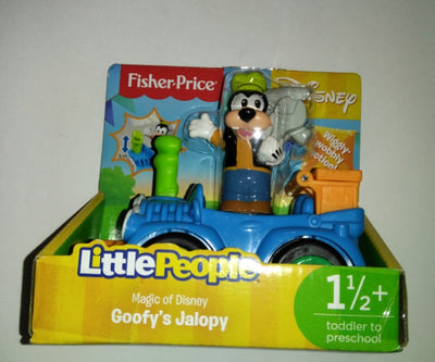 Goofy's Jalopy Fisher Price Little People - We Got Character
