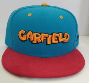 Garfield Ball Cap Hat-We Got Character
