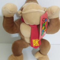 Donkey Kong Super Mario Plush-We Got Character