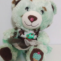 Build a Bear Baskin Robbins Mint Chocolate Chip Smallfry Plush-We Got Character