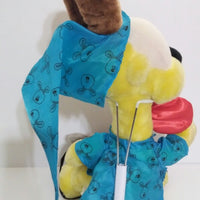 Large Odie Plush with Pajamas