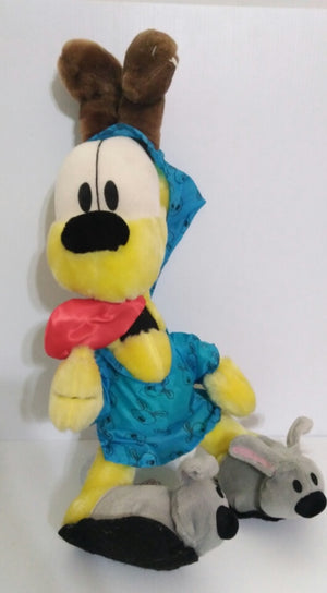 Large Odie Plush with Pajamas-We Got Character