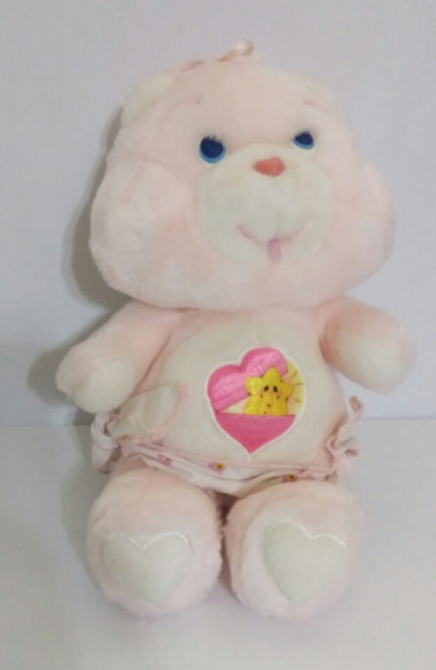 Baby Hugs Star Heart Care Bear Plush-We Got Character