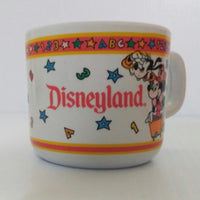 Child's Disneyland Plastic Cup-We Got Character