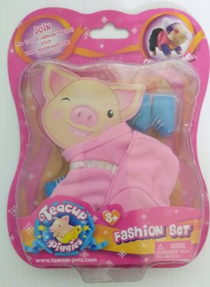 Teacup Piggies Outfit Fashion Set-We Got Character