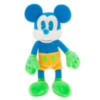 Mickey Mouse Neon Plush – Small – 12''