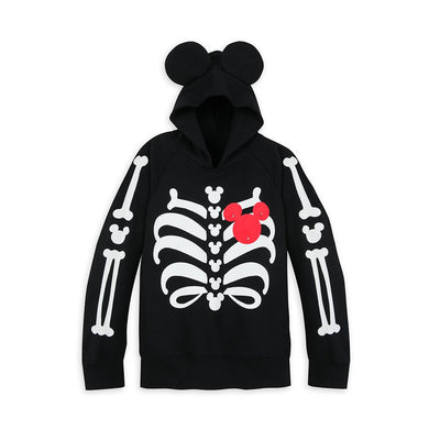 Mickey Mouse Light-Up Halloween Hoodie - Adult-We Got Character