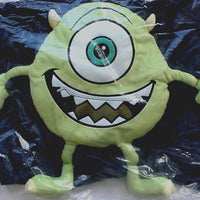 Disney Kelloggs Monsters University Pillow Cover Mike Wazowski - We Got Character