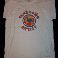 Garfield T Shirt Takedown Artist - Simply Garfield