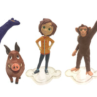 Wonder Park Character Collectible Set-We Got Character