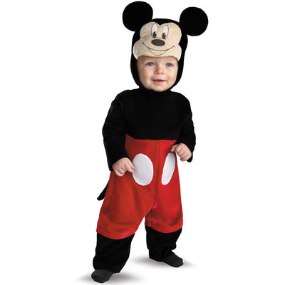 Disney Mickey Mouse Costume-We Got Character