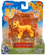 Disney The Lion Guard Kion's Toppling Rock Wall Figure Pack - We Got Character