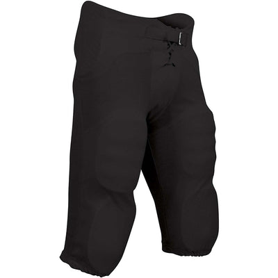 Champro Football Black Pants with Built In Pads - We Got Character