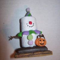 S'mores Clown Ornament-We Got Character