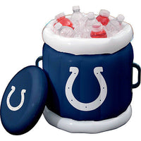 NFL Team Logo Inflatable Cooler Indianapolis Colts - We Got Character
