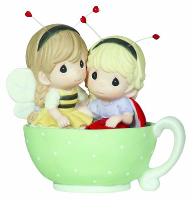 Precious Moments You Fit Me To A Tea Figurine - We Got Character
