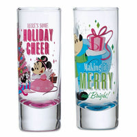 Disney Parks Holiday Cheer Merry & Bright Toothpick Holders-We Got Character