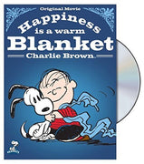 Happiness Is A Warm Blanket Charlie Brown DVD