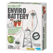 Green Science 4 M Enviro Battery