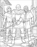 Muirwood Coloring Book
