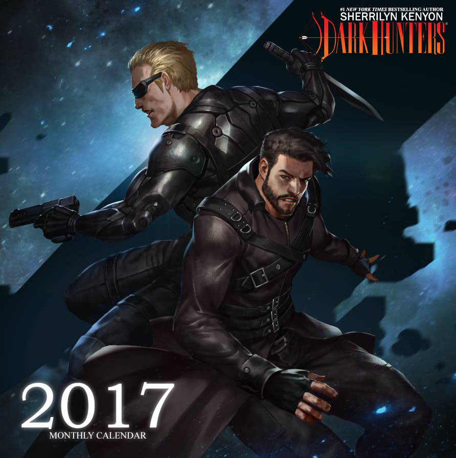Dark-Hunter® 2017 Calendar