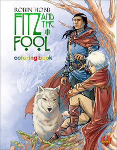 FITZ AND THE FOOL COLORING BOOK