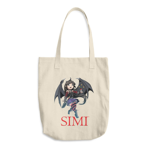 SIMI Cotton Tote Bag