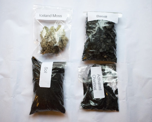 Terrarium Kit - Scandi Terrarium Kit
