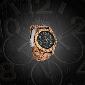 August Wood Watch Giveaway