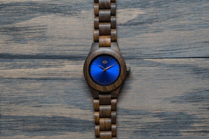 Women's Lux Wood Watches