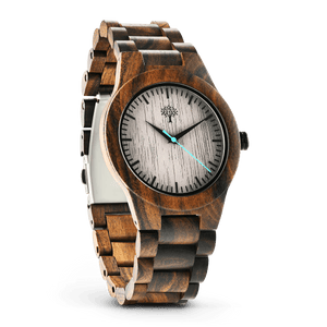 The Bendemeer Wood Watch - Chanate - Wood watches
