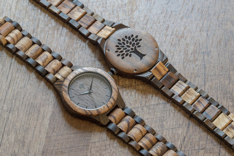 The Bendemeer Wood Watch - Zebra