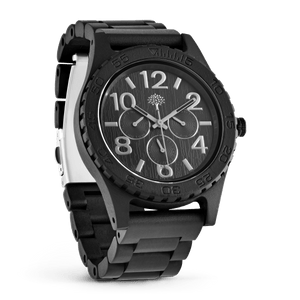 The Oakwood Wood Watch - Blackwood - Wood watches