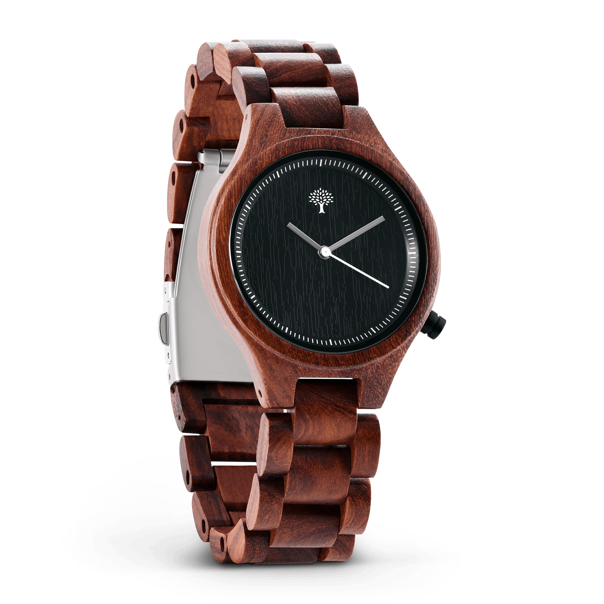 watches rouge tree leather couples a red watch wooden please make pair wood bamboo hut products