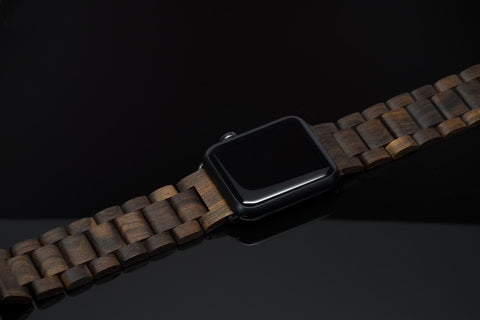 Apple Watch Wood Band- Chanate
