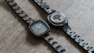 The Kerr Wood Watch - Chanate- Womens - Wood watches