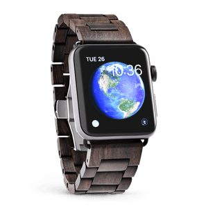 Apple Watch Wood Band- Chanate - Wood watches