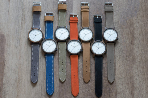 Additional Bands for Womens The Gaston Wood Watch- 20mm