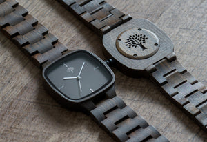 The Kerr Wood Watch - Chanate - Wood watches