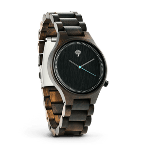The Parkchester Wood Watch - Chanate - Wood watches