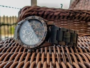 The Oakwood Wood Watch - Chanate - Wood watches